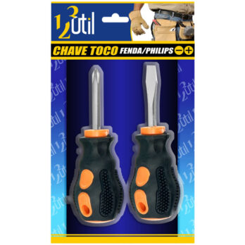 FR111 – Chave Toco Jg Fenda/Philips 2 Pcs